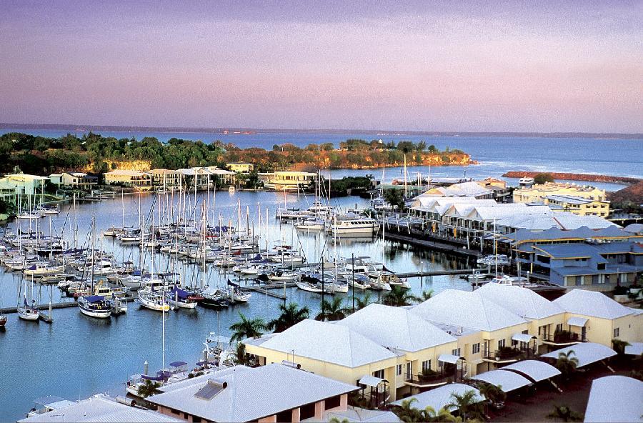 Darwin City Sights