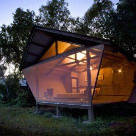 Bamurru Plains safari tent