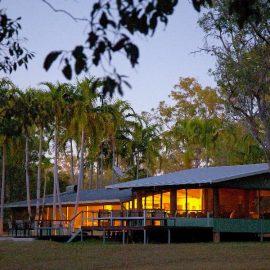 Davidson's Arnhemland Safaris lodge