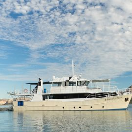 Cruising the Kimberley coast