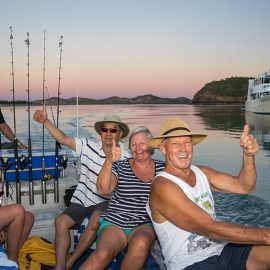 Kimberley Pearl fishing adventure