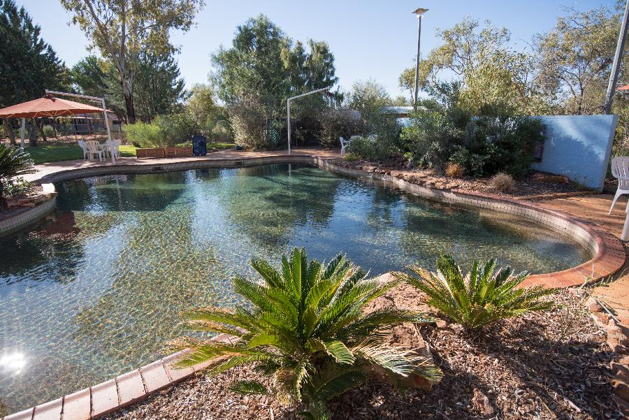 Kings Canyon Resort Red Centre Swimming Pool