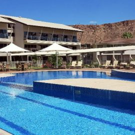 Lasseters Hotel Heated Resort Pool