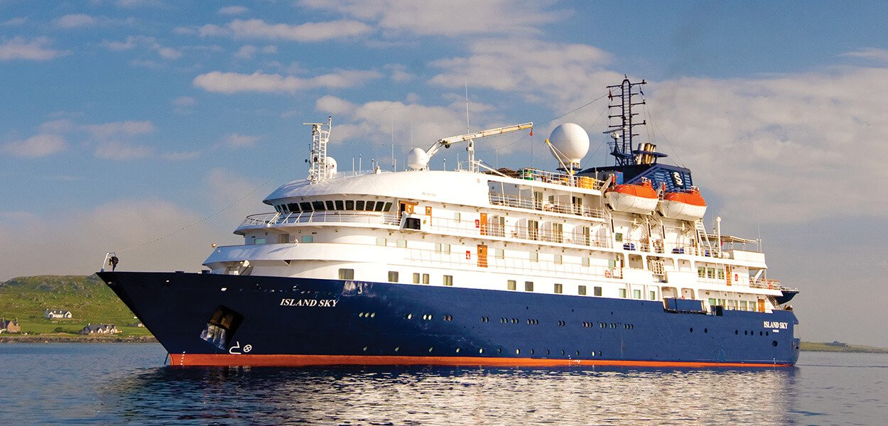 MS Island Sky special cruise offer