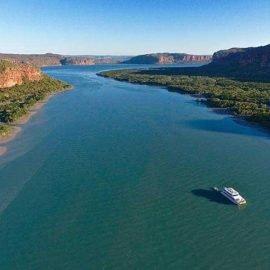 Kimberley cruising