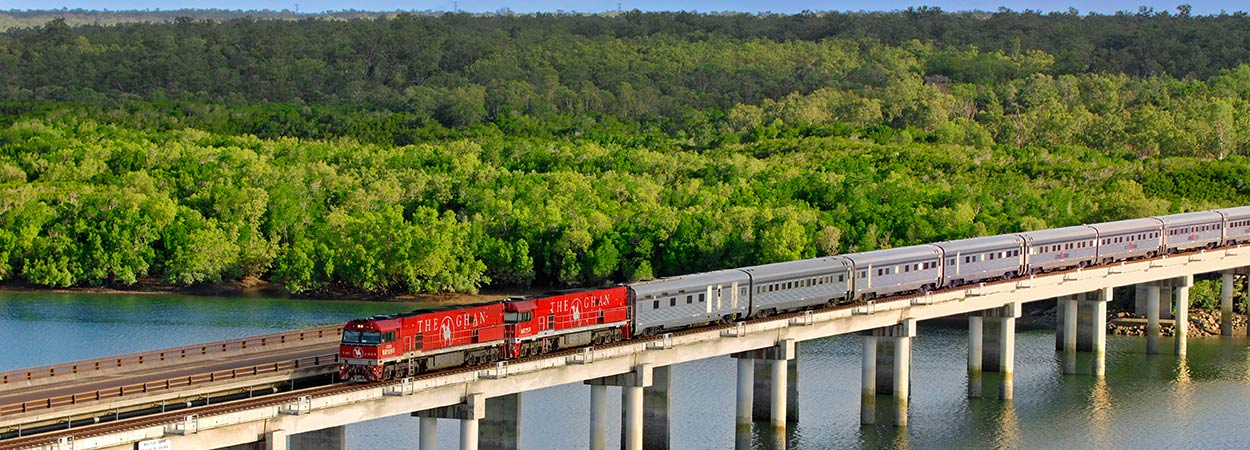 Indian Pacific Sydney to Perth