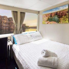 MV Reef Prince Class 1 cabin