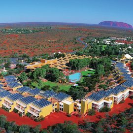 The Lost Camel Hotel at Ayers Rock Resort, Australia