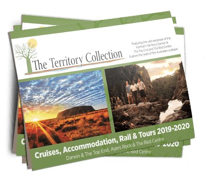 The Territory Collection 2019-2020 brochure cover